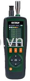 Máy đo bụi và nhiệt độ, độ ẩm không khí Extech VPC300 ...