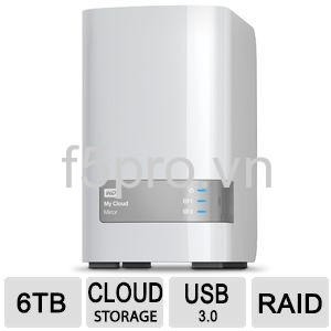 Western Digital My Cloud Mirror  4TB  MULTI-CITY ASIA