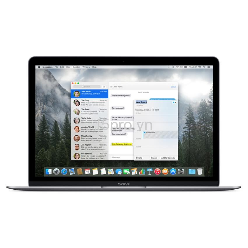 Apple Macbook MJY42ZP/A 2015