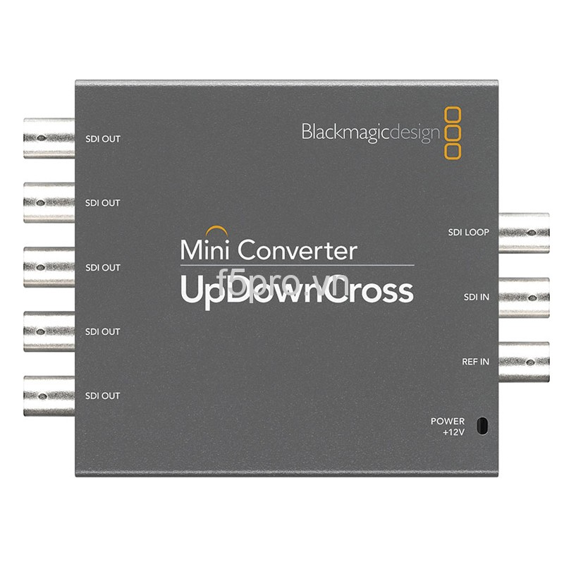 Card kỹ xảo Blackmagic Mini Converter - UpDownCross HD